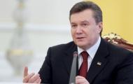 Виктор Янукович отрицает установление российской модели власти