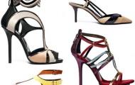 Какая обувь будет в моде летом 2012 года?