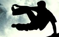 Мальчик из Житомира прыгает по стенам не хуже Спайдермена