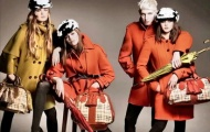 Модный тренд весны 2012 – стильное пальто