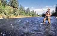 Рыбалка поможет избавиться от стресса