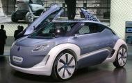 Электрокар Zoe Renault на Женевском салоне —не концептуальный, а серийный!
