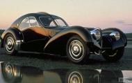 Bugatti Type 57SC живая легенда