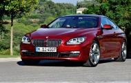Купе «BMW 6 – series» получило полноприводную трансмиссию «xDrive»