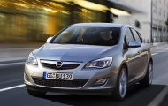 «Другая» Opel Astra