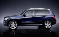 Король паркета. Обновленный Mercedes-Benz GLK