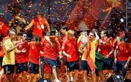 Финал Евро-2012: Испания-Италия 4-0