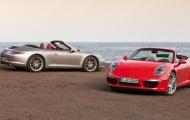 Porsche 911 Carrera S - золотое сечение