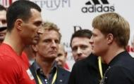 Бой Владимир Кличко vs Александр Поветкин 5.10.2013 онлайн трансляция