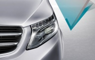 Mercedes-Benz V класса почти известен