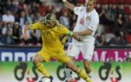 Чешские футболисты деклассировали сборную Украины