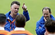 Луи ван Гаал перед поездкой в Голландию озвучил цели Манчестер Юнайтед
