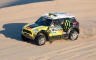 Полноприводный Mini ALL4 Racing