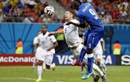 Сборная Италии и Марио Балотелли почти лишили Англию надежд в группе D (Англия 1 Италия 2)