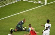 Сборная США вырвала драматическую победу над Ганой