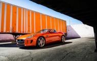 Новый восьмицилиндровый Jaguar F-type S 2014 года