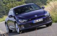 Обзор первого тест-драйва Volkswagen Scirocco R-Line с двигателем объемом 2.0 л TDI 2014 года выпуска