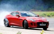 Обзор купе Jaguar F-Type R