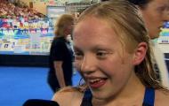Глазго 2014: родители Эррейд Дэвис гордятся «удивительной дочкой»