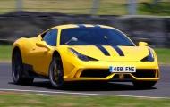 458 Speciale: самый уникальный Ferrari