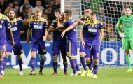 «Селтик» проиграл «Марибор» и во второй раз вылетел из Лиги чемпионов