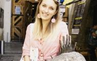 Вегетарианка Анастасия Полотнянко: «Я увидела, как убивают коров, и больше не смогла употреблять мясо!»