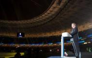 В Украине родилась новая традиция — освистывать президентов