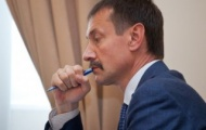 Виктор Янукович остался недоволен тем, как его встречали в Черновцах