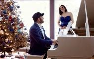 Украинцы приняли участие в Рождественском клипе канадского музыканта. ВИДЕО