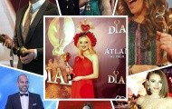 Шоу Арины Домски было удостоено «арабского Оскара» в области искусства DIAFA 2018 в Дубай.
