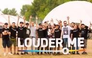 В Киеве впервые презентуют уникальное музыкальное приложение Louder.me