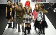 Сын Потапа и дочь Оли Фреймут выйдут на подиум детской недели моды Junior Fashion Week