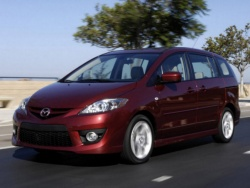 Mazda 5 - хороший семьянин
