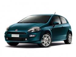 Обновленный Fiat Punto 2012