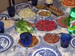 70% украинцев отметят Новый год дома