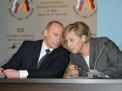 Меркель грозит России массивным ущербом из-за Украины
