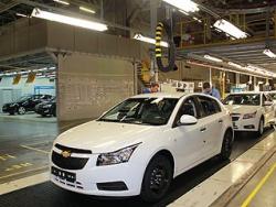 Автоконцерны уже чувствуют убытки из-за падения рубля