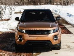 Range Rover Evoque 2014 г.в.: высокий стиль с 9-ступенчатой коробкой передач