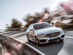 Седан Mercedes-Benz C300/C400 2015 года: все-тот же S-класс, только меньше
