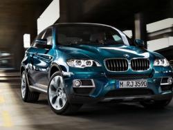 BMW X6 - диффузия классов