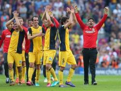 После ничьей в Барселоне Атлетико Мадрид стал чемпионом Лиги