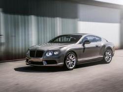 Bentley Continental GT V-8 S 2014 года