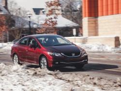 Новый улучшенный компактный седан Honda Civic 1.8L CVT 2014 г.в.