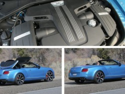 Bentley Continental GT V8 S 2014: плохой парень из сериала «Аббатство Даунтон»