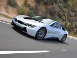 BMW i8 2015 года: пункт назначения – будущее!