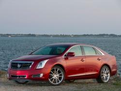 Cadillac XTS: не совсем быстрый, не совсем строгий