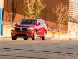 Dodge Durango 2014 года