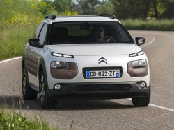 Отчет о первом тест-драйве Citroën C4 Cactus Pure Tech 82