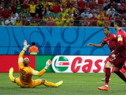 Чемпионат мира 2014: Из-за США сборная Португалии почти лишилась последнего шанса (матч Португалия-США 2-2)