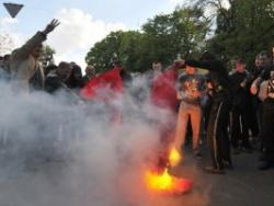 Депутаты Львовского областного совета призвали украинцев к смене власти